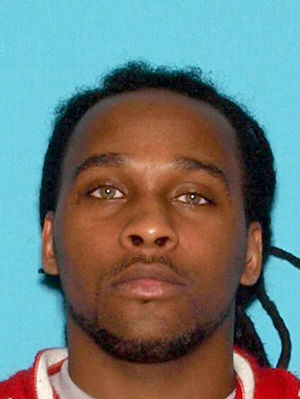 Pictured: Al-Tariq Thomas, 27, of Irvington, who was indicted by the New Jersey Attorney General's office as part of an anti-violence initiative targeting trafficking and illegal possession of guns.