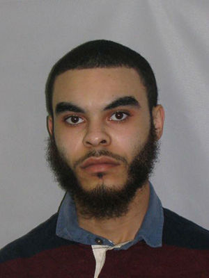Pictured: Lance Whitfield, 22, of South Orange, who was indicted by the New Jersey Attorney General's office as part of an anti-violence initiative targeting trafficking and illegal possession of guns.