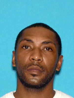 Pictured: Marcus Ross, 36, of Irvington, who was indicted by the New Jersey Attorney General's office as part of an anti-violence initiative targeting trafficking and illegal possession of guns.
