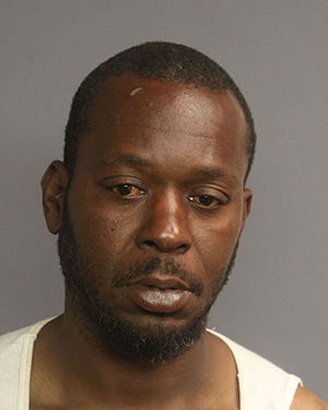 Pictured: Bobby Vaughn, 48, of Newark, who was indicted by the New Jersey Attorney General's office as part of an anti-violence initiative targeting trafficking and illegal possession of guns.