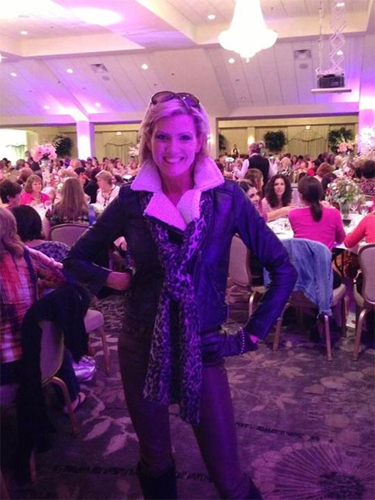 "<div class=""meta ""><span class=""caption-text "">Cecily Tynan and Alicia Vitarelli helped host the ""Girls Night Out"" event at Springfield Country Club on Monday night.  The annual fashion show supports the fight against breast cancer through the Fox Chase Crozer-Keystone Cancer Partnership.</span></div>"