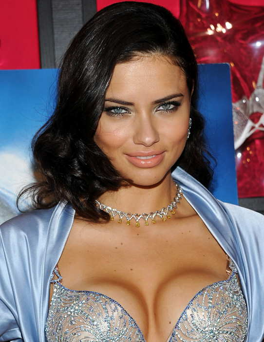 "<div class=""meta ""><span class=""caption-text "">Victoria's Secret Angel Adriana Lima unveils the $2 million 'Bombshell' fantasy bra at Victoria's Secret Soho store on Wednesday, Oct. 20, 2010 in New York.  (AP Photo/Evan Agostini)</span></div>"