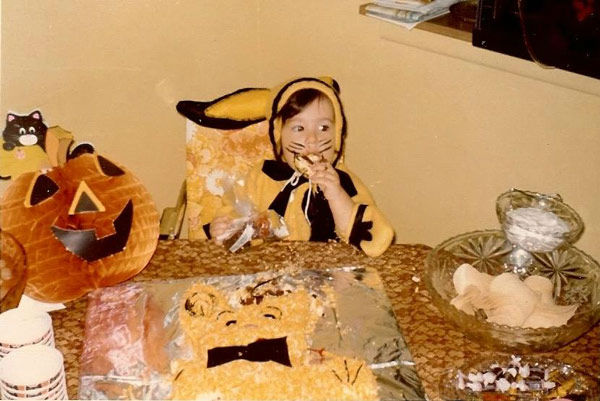"<div class=""meta ""><span class=""caption-text "">Some members of the Action News team shared their Halloween photos from when they were kids! Pictured: Wendy Saltzman</span></div>"