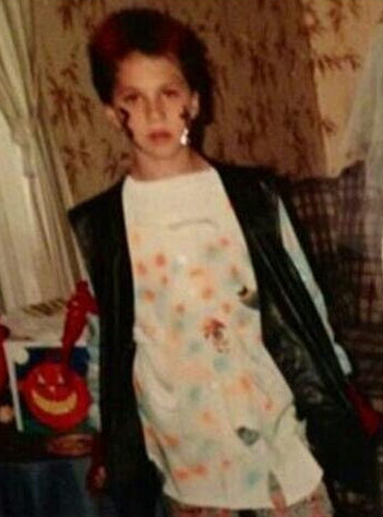 Some members of the Action News team shared their Halloween photos from when they were kids! Pictured: Adam Joseph