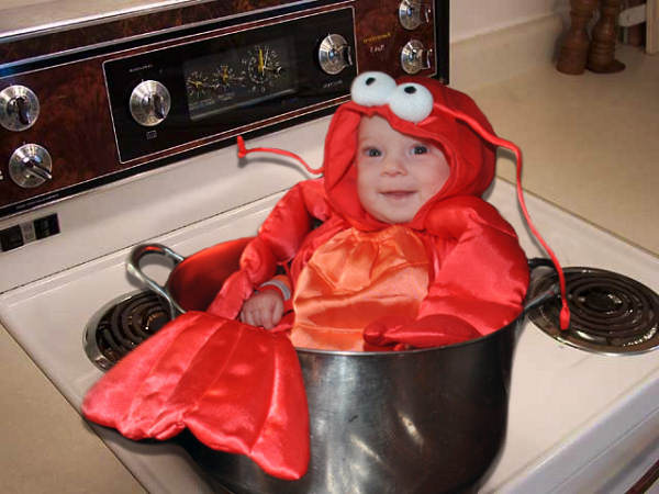 Josephine's First Halloween - 3 months - Drexel Hill, Pa - from Danielle