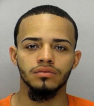 Ulysses Serrano, 25, of Camden