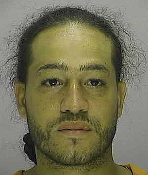 Eric Caraballo, 45, of Camden