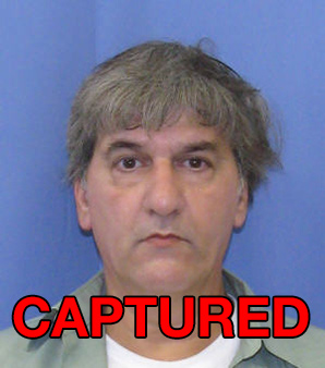 CAPTURED: The U.S. Marshals arrested Donald Digiacamo at 7:00 p.m. Wednesday in a residence on the 1900 of E. Somerset Street in Philadelphia.  Digiacamo attempted to barricade the front door of the property but officers were able to gain entry and place him in custody, the Marshals said.  Digiacamo was wanted on parole violations.  He had been on probation for sexually assaulting a family member starting when the victim was 4 years old.