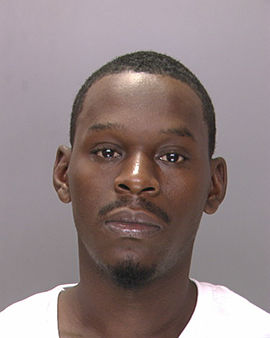 "From the U.S. Marshals Service:  Bernard Hill is wanted for sexual assault of a minor.  Hill is 29 years old, 5'9"" tall, 160 pounds, black hair, brown eyes, and has a tattoo of ""Loyal"" on his right forearm. Hill's last known address was in the 1100 block of West Spencer street. Anyone with information is asked to call the U.S. Marshal Tip Line at 1-866-865-TIPS (8477)."