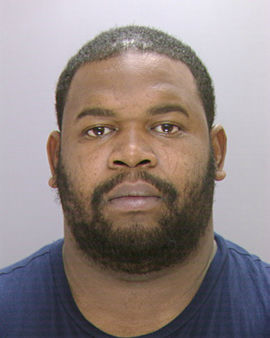"From the U.S. Marshals Service:  Don Willonford is wanted for firearms offenses.  Willonford is 26 years old, 6'6"" tall, 280 lbs, brown eyes, black hair, and has tattoos of letters on both forearms. His last known address is the 1900 block W. Rowan St., Philadelphia, PA.    Anyone with information is asked to call the U.S. Marshal Tip Line at 1-866-865-TIPS (8477)."