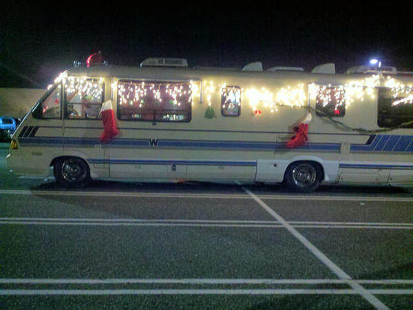 Black Friday 2012 - From @pfs4me: Look what was in the parking lot at the Kohl's in Washington Twp.,  NJ