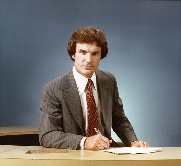 30 years after his death, Jim O'Brien remains a towering figure in Philadelphia, in all of television, and in the Action News newsroom.