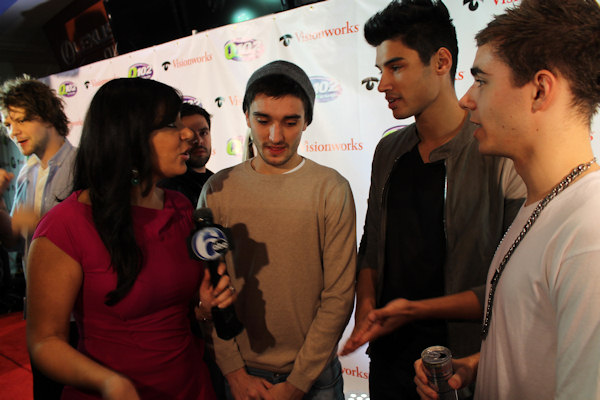 "<div class=""meta image-caption""><div class=""origin-logo origin-image ""><span></span></div><span class=""caption-text"">Action News reporter Alicia Vitarelli interviews The Wanted at Q102's Jingle Ball 2012 presented by XFINITY, at Wells Fargo Center on December 5, 2012 in Philadelphia. (6abc/Brock Koller)</span></div>"