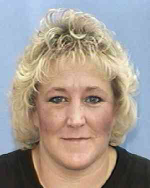Pictured: Yvonne Walls, who was one of 21 people arrested early Thursday morning in a drug sweep in Collingdale, Pa.    The Delaware County Drug Task Force said the arrests were the results of a three-month-long investigation into drug sales in the borough.