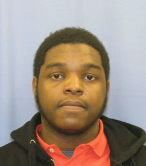 "<div class=""meta ""><span class=""caption-text "">Pictured: Elijah Black, who was one of 21 people arrested early Thursday morning in a drug sweep in Collingdale, Pa.   The Delaware County Drug Task Force said the arrests were the results of a three-month-long investigation into drug sales in the borough.</span></div>"