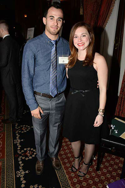 "Pictured: Philadelphia FIGHT's ""Fight for Life"" Gala honoring former Governor Ed Rendell on Wednesday, December 4th at the Union League of Philadelphia. (Photo: HughE Dillon)"
