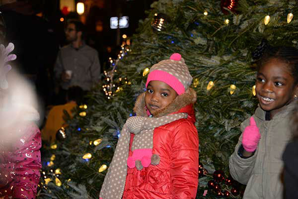 "<div class=""meta ""><span class=""caption-text "">Pictured: East Passyunk Avenue Business Improvement District (EPABID) and Passyunk Avenue Revitalization Corporation (PARC) kicked off the holidays with the annual Tree Lighting Party at the Singing Fountain (Tasker and EPA) on Thursday, December 5, 2013. (Photo/HughE Dillon)</span></div>"