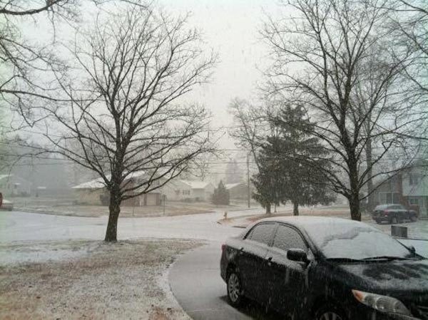 Photo from viewer Kevin Ward in Gloucester Township