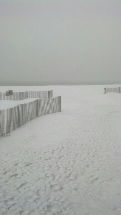 Viewer photo from Ocean City.