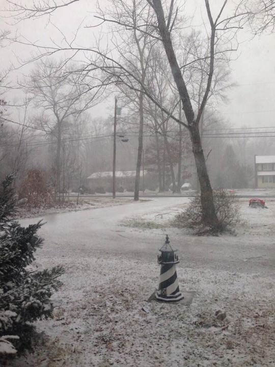 Photo from viewer Arielle in Franklinville, New Jersey