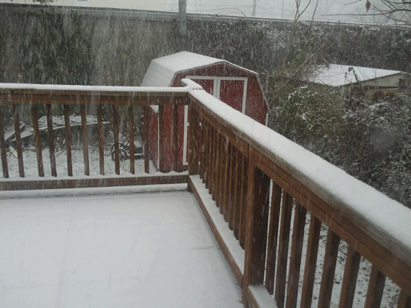 Photo from viewer Cathy in Penns Grove, New Jersey