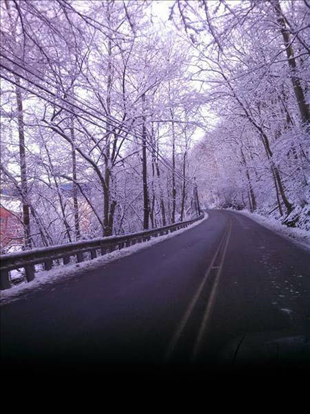 Balligomingo Road in West Conshohocken, Pa.
