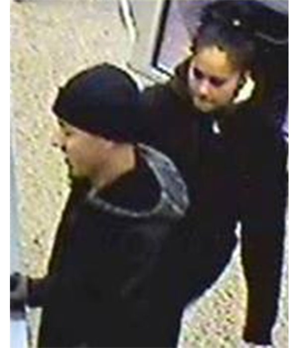 "<div class=""meta image-caption""><div class=""origin-logo origin-image ""><span></span></div><span class=""caption-text"">Police in Gloucester Township, Camden County are asking for the public's help in finding two suspects in the theft of a car from the Wawa store on Black Horse Pike. The first suspect is described as a white male, 18-20 years of age, wearing a black knit cap, a black and gray plaid hooded sweatshirt, under a black jacket, blue jeans, and black sneakers.  The second suspect is described as a black female, 18-20 years of age, black hair, wearing a black hooded sweatshirt, blue jeans with a rip in the right leg and black shoes.  If you have any information on the identity or whereabouts of the suspects you are asked to call the Gloucester Township Police Anonymous Crime Tip Line at 856-842-5560.</span></div>"