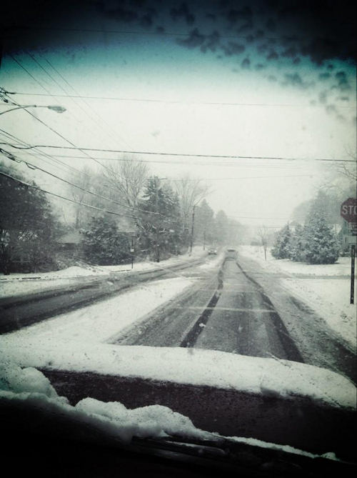 Kaity Taylor tweeted us this photo from Malvern, Pa. <span class=meta>(Kaity Taylor)</span>