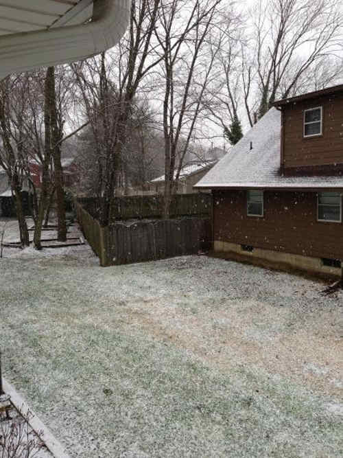 "<div class=""meta ""><span class=""caption-text "">Action News viewer Doug Andrews tweeted this photo from Cherry Hill, New Jersey. (Doug Andrews)</span></div>"