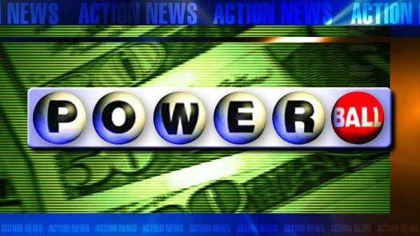 See Powerball LIVE every Wednesday and Saturday on 6abc @ 10:59 p.m.