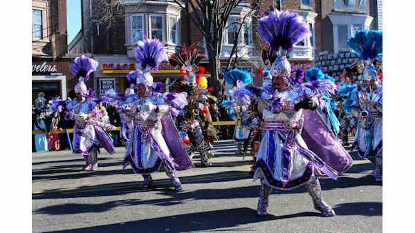 Mummers reach agreement with Philadelphia