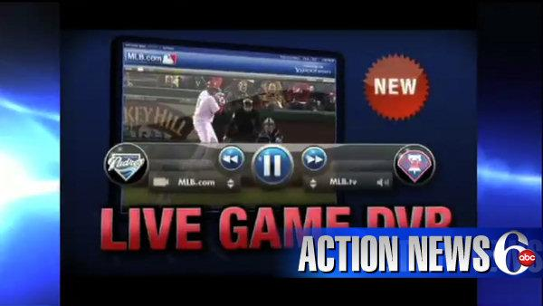 VIDEO: Right Now On the Net - MLB TV