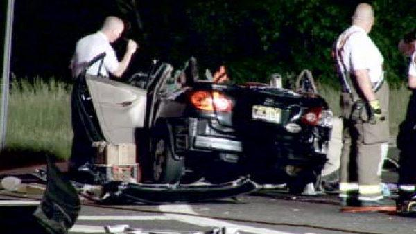 Monroe Township Nj Car Accident