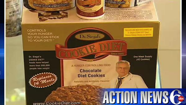 VIDEO: Losing weight with cookies?