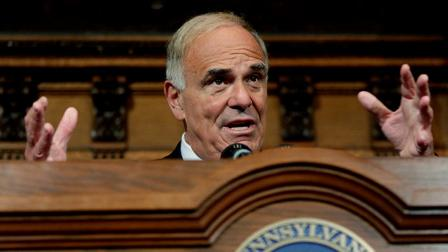 Pennsylvania Gov. Ed Rendell