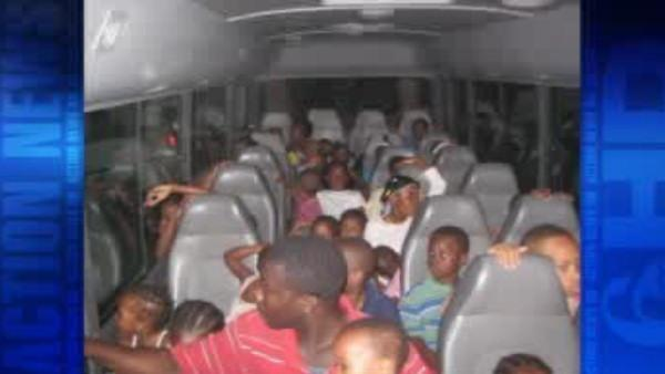 Orphans from Haiti arrive in Pennsyvlania