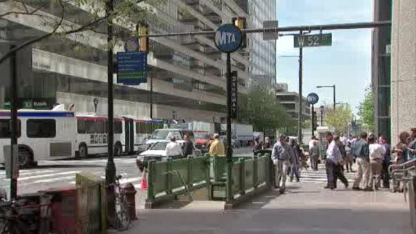 Movie set transforms downtown Philly