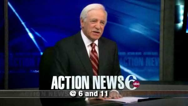 Action News anchor Jim Gardner