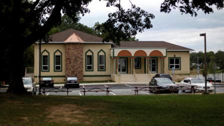 Mosque in Berwyn