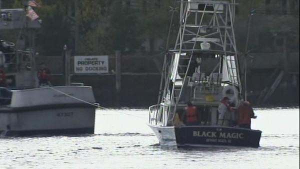 Missing boaters return to shore