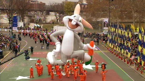 2010 6abc/Ikea Thanksgiving Day Parade!