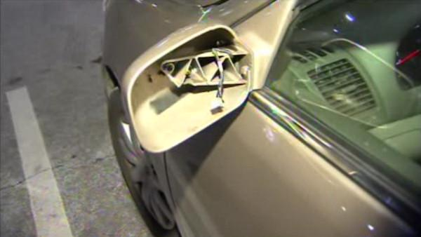 Packers fan finds car vandalized outside stadium