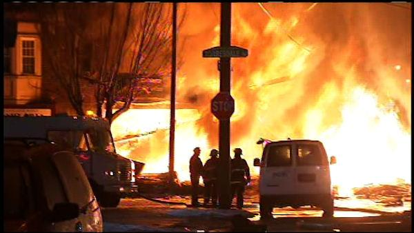 Body of PGW worker found after Tacony explosion