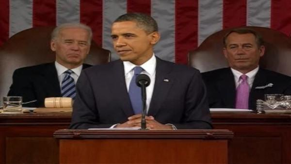 State of the Union Address Part 1