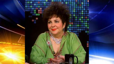 Actress Elizabeth Taylor appears during an exclusive interview with talk show host Larry King on CNNs Larry King Live at the CNN studios in Los Angeles Tuesday, May 30, 2006. (AP Photo/CNN, Rose M. Prouser)