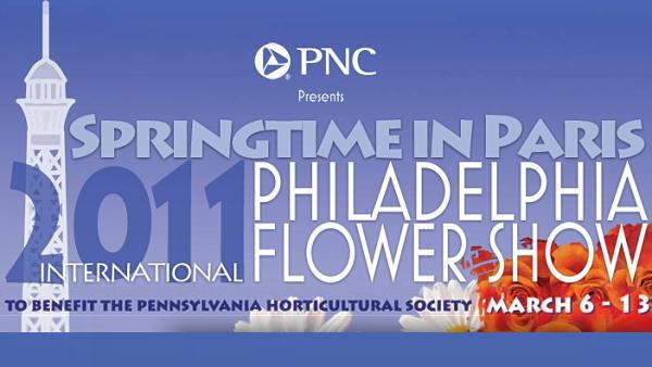 An early look at the Philadelphia Flower Show