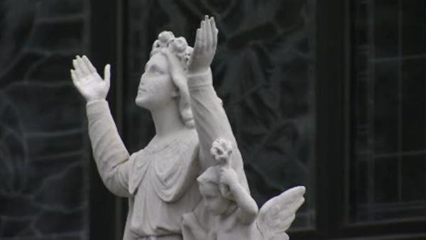 Parishioners react to suspended priests