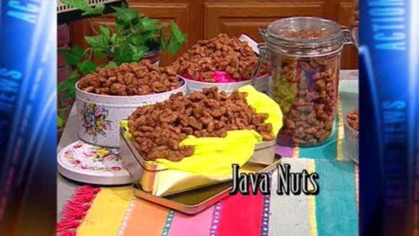 Mr. Food: Java Nuts