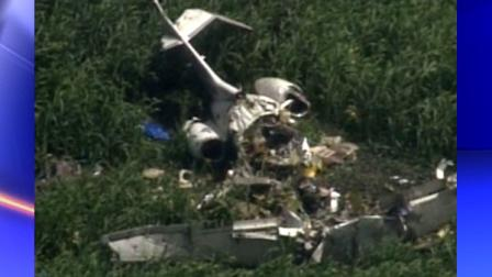 Plane crash in Minnesota