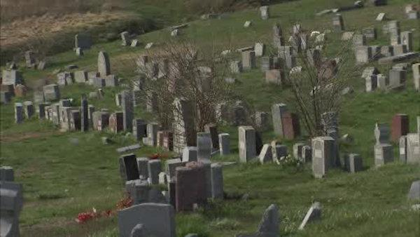Closed cemetery angers families, raises questions